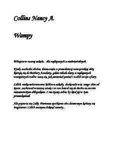Nancy A. Collins - Wampy