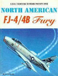 Naval Fighters 25 North American FJ-4 Fury