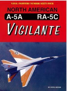 Naval Fighters 64 - North American A-5A-RA-5C Vigilante