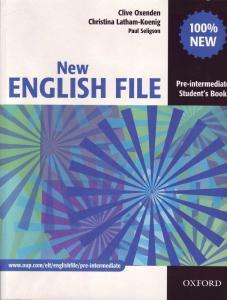 NEF Pre-intermediate (2005) SB