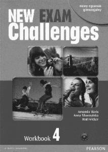 New Exam Challenges 4 - Workbook