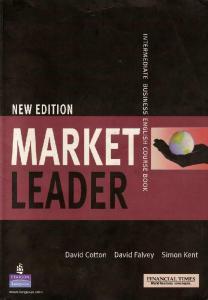 New Market Leader Intermediate Course Book
