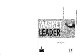 New Market Leader Workbook