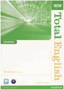 new total english starter workbook