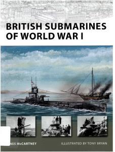 New Vanguard 145 - British.Submarines.of.World.War.I