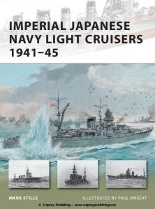 New Vanguard 187 - Imperial Japanese Navy Light Cruisers 1941-45
