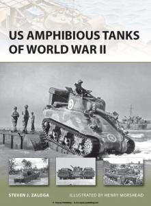 New Vanguard 192 - US Amphibious Tanks of World War II