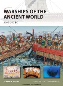 New Vanguard 196 - Warships of the Ancient World 3000-500 BC