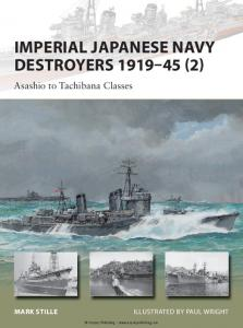 New Vanguard 202 - Imperial Japanese Navy Destroyers 1919-1945 (2)