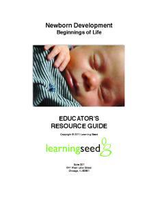 newborn_development_guide Beginnings of Life
