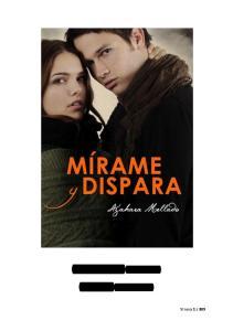 Neymar Alessandra - Mirame y Dispara PL