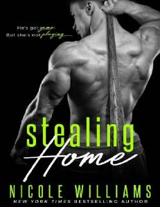 Nicole Williams - Stealing Home