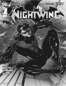 Nightwing v3 1 2011