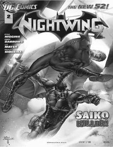 Nightwing v3 2 2011
