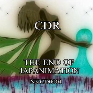 Nokore Records - The End Of Japanimation - disc art