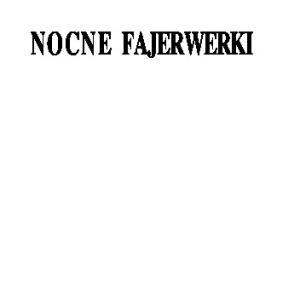 Nora Roberts 02 Nocne fajerwerki tom I Nocny seans