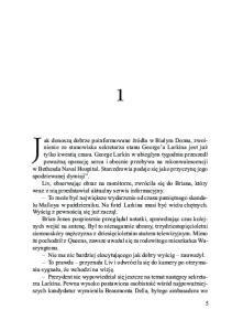 Nora Roberts Koniec i poczatek