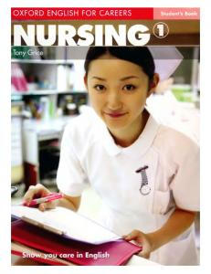 Nursing 1 Student Book