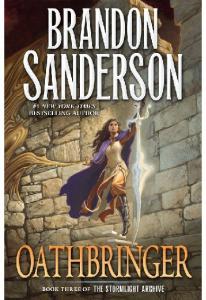 Oathbringer - Brandon Sanderson(ang.)