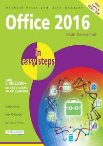 Office 2016 in easy steps - Michael Price