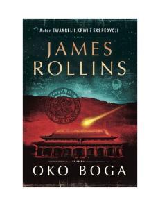 Oko Boga - James Rollins