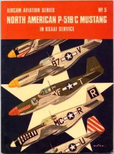 Osprey - Aircam Aviation 05 - North American P-51B-C-Mustang