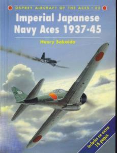 Osprey - Aircraft of the Aces 022 - Imperial Japanese Navy Aces, 1937-45[Osprey Air Aces 0