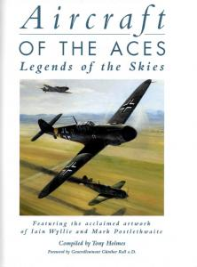 Osprey - Aircraft of the Aces - Legends of the Skies
