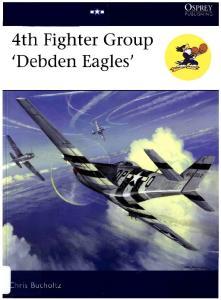 Osprey - Aviation Elite Units - 030 - 4th Fighter Group - Debden Eagles
