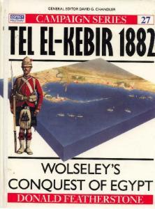Osprey - Campaign 027 - Tel El-Kebir 1882[Osprey Campaign 027]