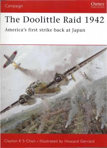 Osprey - Campaign - 156 - 2006 - The Doolittle Raid 1942 - Americas first strike back at J