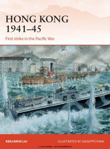 Osprey - Campaign 263 - Hong Kong 1941-45 First strike in the Pacific War