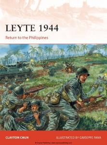 Osprey - Campaign 282 - Leyte 1944 Return to the Philippines