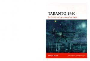 Osprey - Campaign - 288 - Taranto 1940. The Fleet Air Arms Precursor to Pearl Harbor