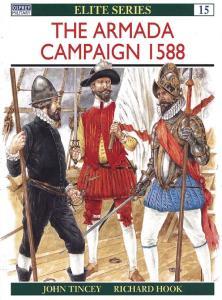 Osprey - Elite 015 - The Armada Campaign 1588
