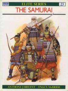 Osprey - Elite 023 - The Samurai