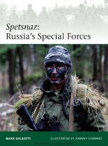 Osprey - Elite 206 - Spetsnaz - Russias Special Forces