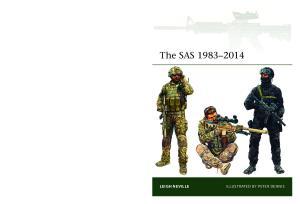 Osprey - Elite 211 - The SAS 1983-2014