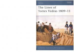Osprey - Fortress 007 - The Lines Of Torres Vedras 1809-11