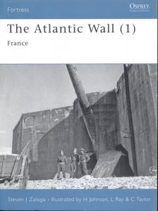 Osprey - Fortress 063 - The Atlantic Wall (1) - France