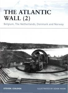Osprey Fortress 89 the Atlantic wall-(2)Belgium the Netherlands Denmark and Norway
