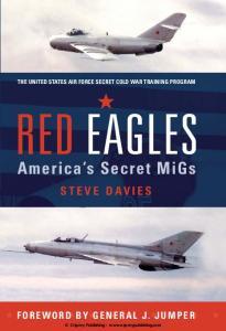 Osprey - General Aviation - Red Eagles Americas Secret MiGs