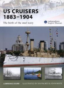 Osprey - New Vanguard 143 - US Cruisers 1883-1904 - The birth of the steel navy