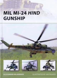 Osprey - New Vanguard 171 - MIL MI-24 Hind Gunship