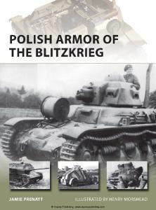 Osprey - New Vanguard 224 - Polish Armor of the Blitzkrieg