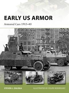 Osprey - New Vanguard 254 - Early US Armor(2)