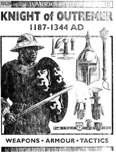 Osprey - Warrior 018 - Knight Of Outremer[Osprey Warr 18]