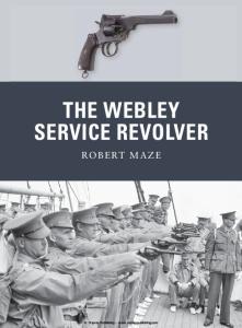 Osprey - Weapon 19 - The Webley Service Revolver