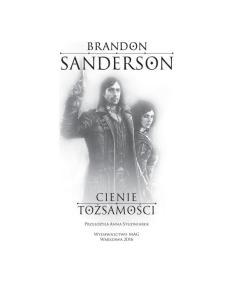 Ostatnie Imperium 5 Cienie tozs - Sanderson Brandon