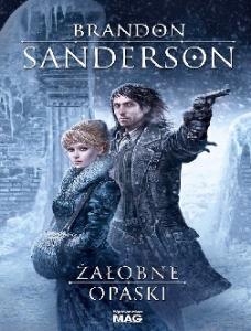 Ostatnie Imperium 6 Zalobne opa - Sanderson Brandon